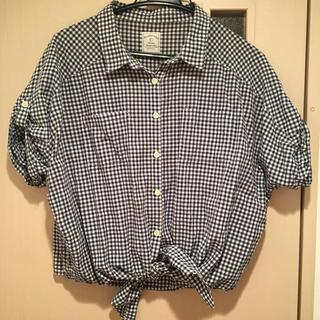 ディスコート(Discoat)のDiscoat トップス(シャツ/ブラウス(半袖/袖なし))