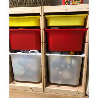 イケア(IKEA)のIKEA トロファスト(収納/チェスト)