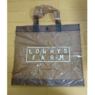 LOWRYS FARM - ローリーズファーム クリアバッグ