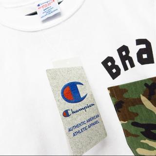 ローズバッド(ROSE BUD)のCHAMPION×ROSEBUD/チャンピオン×ローズバッド Tシャツ(Tシャツ/カットソー(半袖/袖なし))