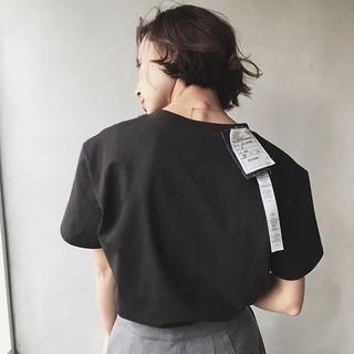Ameri VINTAGE - ameri vintage 2周年 Tシャツ ブラック ティシャツ 黒