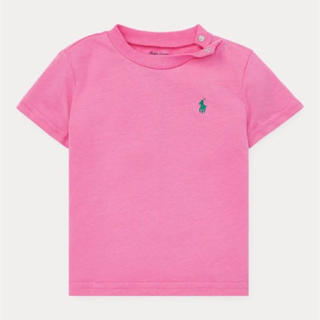Ralph Lauren - 期間限定特別価格!!ラルフローレンコットンTシャツ 80