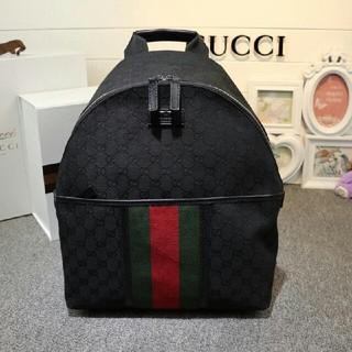 Gucci - GUCCI レディースリュックバック