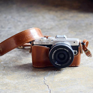 OLYMPUS - OLYMPUS PEN  カメラ ホルダー&ストラップ