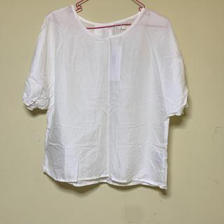 ディスコート(Discoat)のdiscoat ブラウス(シャツ/ブラウス(半袖/袖なし))