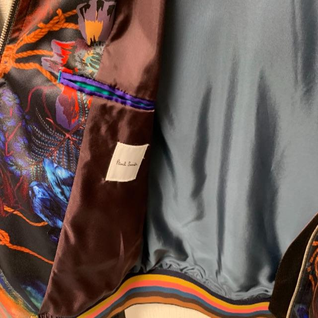 Paul Smith(ポールスミス)のPaul Smith ブルゾン MA-1 2019SS メンズのジャケット/アウター(ブルゾン)の商品写真