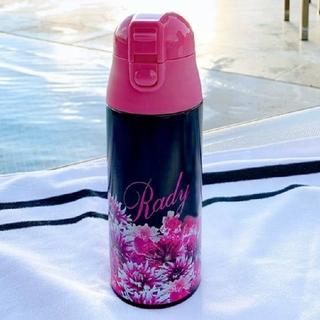 レディー(Rady)のRady 新品 リゾフラ ステンレスボトル 水筒(弁当用品)