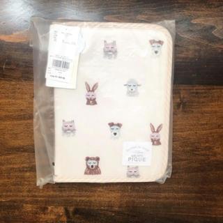 ジェラートピケ(gelato pique)の新品 gelatopique アニマルアイマスク 母子手帳ケース(母子手帳ケース)