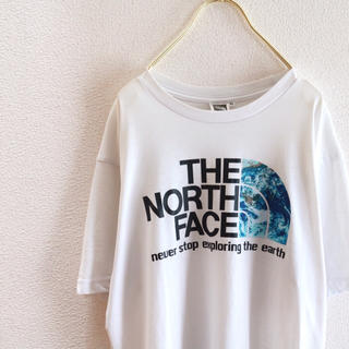 THE NORTH FACE - 【THE NORTH FACE】半袖Tシャツ 白☆