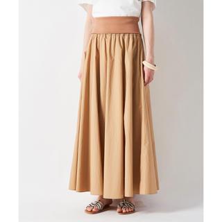 ドゥーズィエムクラス(DEUXIEME CLASSE)の【Whim Gazette】タイプライター2wayスカート(ロングスカート)