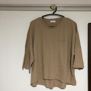 ビューティアンドユースユナイテッドアローズ(BEAUTY&YOUTH UNITED ARROWS)のコットンTシャツ(Tシャツ(半袖/袖なし))