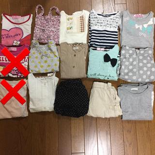 ビケット(Biquette)の120 女の子 セット(Tシャツ/カットソー)