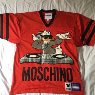モスキーノ(MOSCHINO)のh&moschino ドナルド Tシャツ Mサイズ(Tシャツ/カットソー(半袖/袖なし))