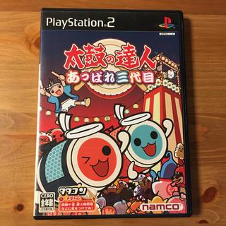 PlayStation2 - 太鼓の達人 あっぱれ三代目  プレステ2ソフト