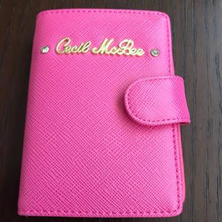 CECIL McBEE - CECIL McBEE カードケース