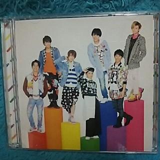 ジャニーズウエスト(ジャニーズWEST)のレア!中古初回盤B☆逆転Winner(CD+DVD)ジャニーズWEST(ポップス/ロック(邦楽))