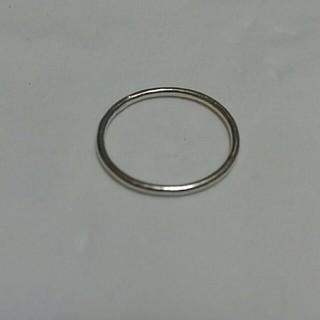 シルバ-950リング❤純銀95パ-セント❤950リング❤8号❤(リング(指輪))