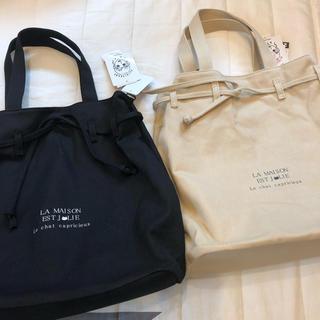シマムラ(しまむら)のキャンパスショルダーバッグ 2色セット(ショルダーバッグ)