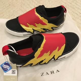 ZARA - ZARA【新品】スニーカー 25.5cm