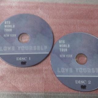 ボウダンショウネンダン(防弾少年団(BTS))のBTS♦️LOVE YOURSELF ニューヨーク二枚組(ミュージック)