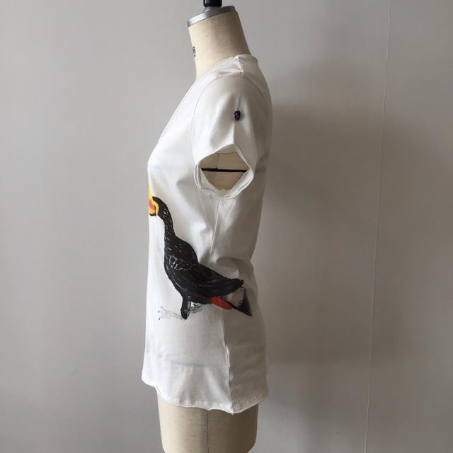 H.P.FRANCE(アッシュペーフランス)のnach 新品Tシャツ② hp france レディースのトップス(Tシャツ(半袖/袖なし))の商品写真