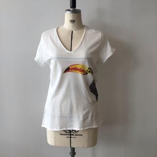 アッシュペーフランス(H.P.FRANCE)のnach 新品Tシャツ② hp france(Tシャツ(半袖/袖なし))
