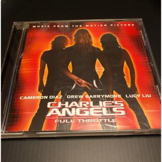 チャーリーズエンジェル フルスロットル  サントラ  CD  (映画音楽)