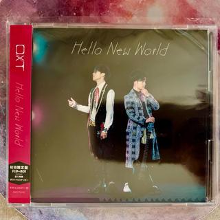 カドカワショテン(角川書店)のOXT Hello New World 初回限定盤 大石昌良 Blu-Rayつき(ポップス/ロック(邦楽))