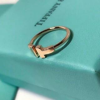 Tiffany & Co. - ティファニー(正規品) T字リング