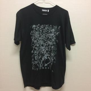 BANDAI - 仮面ライダー ブットバソウル 半袖Tシャツ Lサイズ ブラック プレミアム