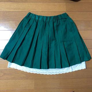 ハニーズ(HONEYS)の★Honeys★フリルスカートMサイズ★(ひざ丈スカート)