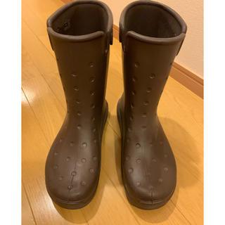 クロックス(crocs)のクロックス メンズ28センチ (長靴/レインシューズ)