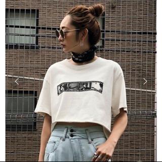 新品未使用★Ameri vintage BEATLES Tシャツ ホワイト