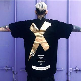 バックプリントビックロゴ Tシャツ♡a(Tシャツ/カットソー(半袖/袖なし))