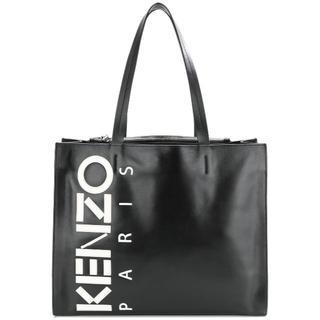 ケンゾー(KENZO)のKenzo ロゴプリント トートバッグ(トートバッグ)