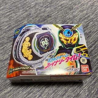 バンダイ(BANDAI)の仮面ライダー ジオウ  DXギンガミライドウォッチ 新品(キャラクターグッズ)