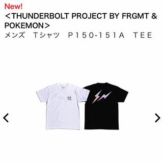 フラグメント(FRAGMENT)のfragment pokemon ポケモン フラグメント Sサイズ 新品未使用(Tシャツ/カットソー(半袖/袖なし))