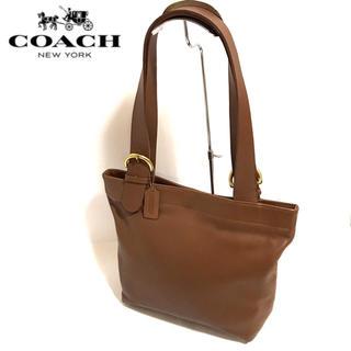 COACH - 【正規品】COACH ✨オールドコーチ トートバッグ