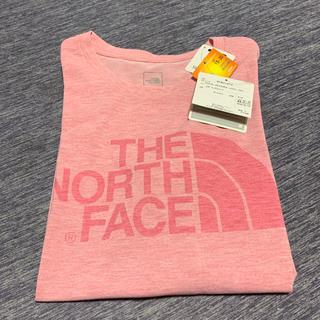 ザノースフェイス(THE NORTH FACE)のTHENORTHFACE 半袖Tシャツ レディースL(Tシャツ(半袖/袖なし))