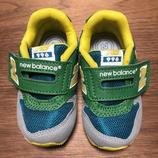 ニューバランス(New Balance)の新品 ニューバランス996 13センチ(スニーカー)