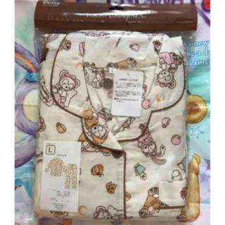 ダッフィー - 新品  ダッフィー&フレンズ  オータムスリープパジャマ L 在庫僅か