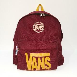 ヴァンズ(VANS)の90s VANS バックパック BACKPACK バッグ BAG USA製(バッグパック/リュック)