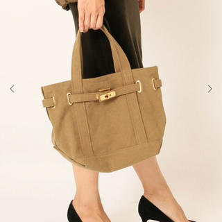 DEUXIEME CLASSE - 【美品】SITA PARANTICA CANVAS TOTE BAG