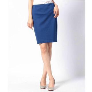 ビッキー(VICKY)の新品 VICKYコンパクトポンチタイトスカート1(ひざ丈スカート)