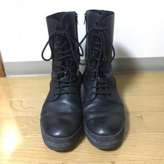 ヨウジヤマモト(Yohji Yamamoto)のヨウジヤマモト ブーツ(ブーツ)