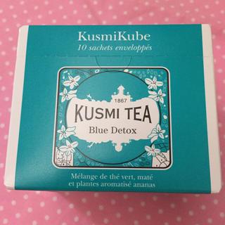 KUSMI TEA クスミティー  ブルーデトックス(茶)