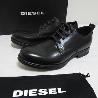 DIESEL - 新品 DIESEL ディーゼル イタリア製 本革レザーシューズ 革靴 26.5