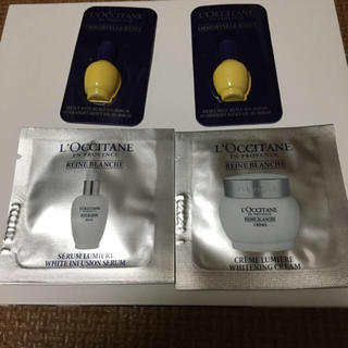 ロクシタン(L'OCCITANE)のロクシタン 美容液セット(美容液)