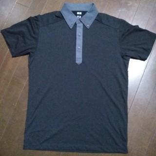 UNIQLO - UNIQLO Mサイズ ポロシャツ