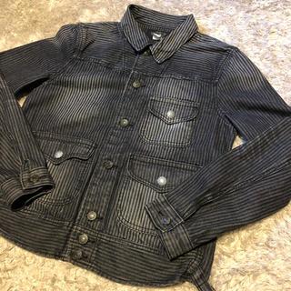 RRL - RRL Black Hickory Denim Jacket